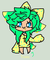New Oc~ by Chibii-chii