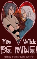 You WILL Be Mine - Wayrift Valentines Day by Aywren