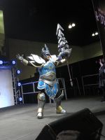 Comikaze Expo 2014: Cosplay Contest 7 by iancinerate