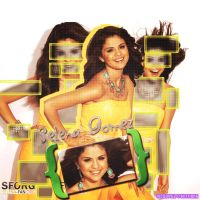 Blend Selena #4 by VicGomezEditions