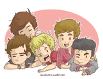 one direction by MistahLevi