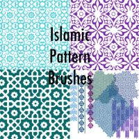 Islamic Arabesque Patterns by MsNoGood