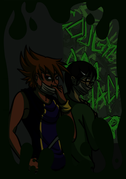 Twewy Bang: Sickness by givealexahand