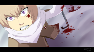 APH SS: Bloody, Angry, Russia. by Dragons-Roar