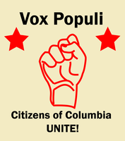Vox Populi Poster by Party9999999