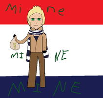 (APHxDisney) Mine Mine Mine Netherlands by lollimewirepirate
