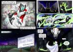 Danny Phantom Rebirth Page 5+6 by slifertheskydragon