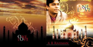 A R RAHMAN's 'one love' by metalraj