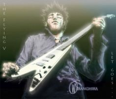 """""""The Flying V Let Goes"""" by waranghira"""