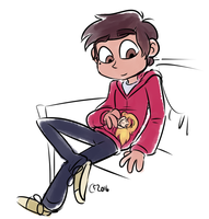 Macro Marco?? by Crownflame