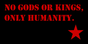 Only Humanity by BullMoose1912