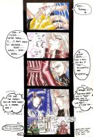 Breakfast with sparda's twin's by freelanceSOLDIER