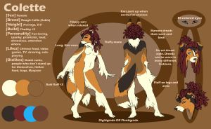 REFERENCE: Colette Updated by RaowenBlackbird