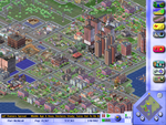 My city from SimCity 3000 by Oceanlinerorca