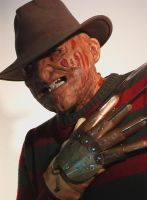 Freddy Krueger Promotional II by scarehuman