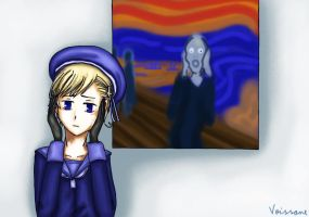 Munch says it all for me by voissane