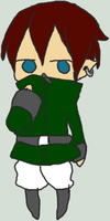 Orestes the Chibi by TheFallingpiano