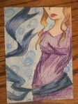 ACEO no. 9 by Nevermore-Studios