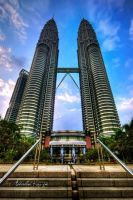 Petronas by PhiloGraphic