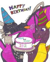 Happy birthday SaC182 by Jonas-Sloth