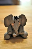 Little Elephant or Horton by Misty-Dawn