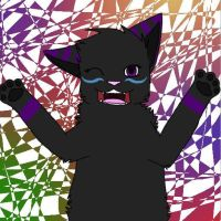 I Throw My Paws Up In The Air by Shadestar15