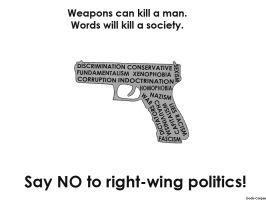 Right-wing by Gods-Corpse