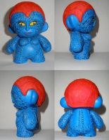 Mystique Munny by Chipilina21