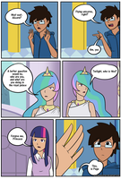 It's Not Equestria Anymore Ch2 P26 by afroquackster