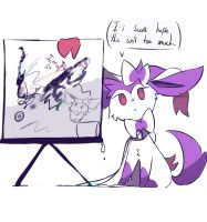 modern art these days by FireflyThe5th
