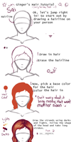 Hair Tutorial by gingerdove