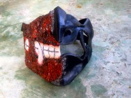 Mask of Dani Wang in Chthonic by solomonlq