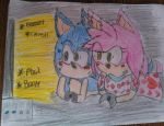 ~Sonamy :GAMES NIGHT!: by Psotka13