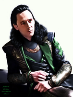 Loki - The Dark World VI by AdmiralDeMoy