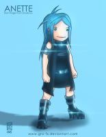 Anette chibi by GRO-fx