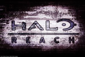 Halo Reach Wallpaper by RedAndWhiteDesigns