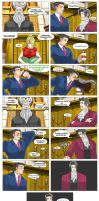+Phoenix Wright+ Comic - 2 by Chinchikurin