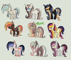 Color Adopts by Rainbow-ninja-adopts