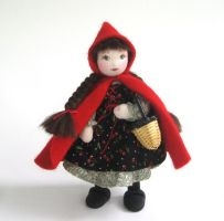 Little Red Riding Hood by fairiesnest