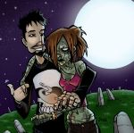 Zombie Prostitute by MyDyingRose