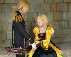 Vocaloids of Evil Helping Hand by Dollie Dearest by DollieDearestCosplay