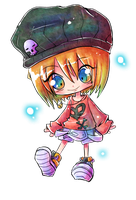 Rhyme by kitsunenohoshi