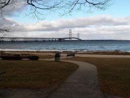 Mackinac by HarlemArt57