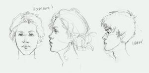 i found hermione by toerning