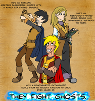 They Fight Ghosts by tamia-shade