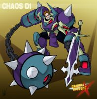 CAX - Chaos D1 by AndrewDickman