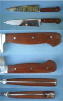 Kitchen Knife Project 02 by SkyfireDragon