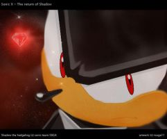 Sonic x - Shadow returns by rouge11