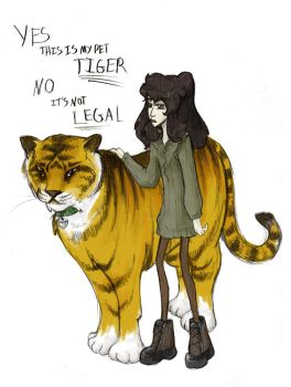 FG: Tiger tee by Warlord-of-Noodles
