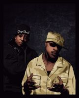 Gang Starr by DJC87